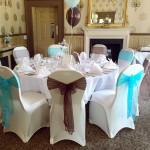 Stylish Seating Surprise 10th Wedding Anniversary