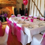 Stylish Seating 80th Birthday