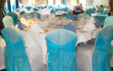 Chair covers for ceremonies