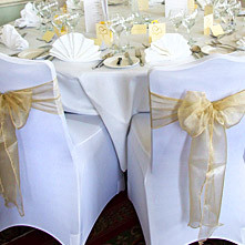 Stylish Seating provides high quality beautiful chair covers for Weddings, Special Events and Corporate Occasions.