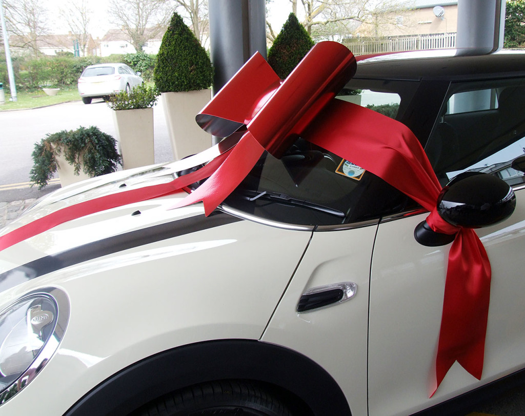 Stylish Seating can even dress cars!