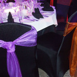 Stylish Seating dresses an Awards Dinner.