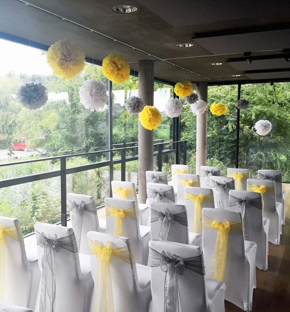 Stylish Seating Wedding 2015