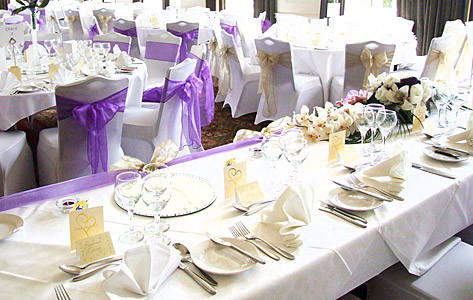 Stylish Seating Table Linen and Runners