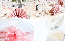 Stylish Seating Pink Colour Scheme